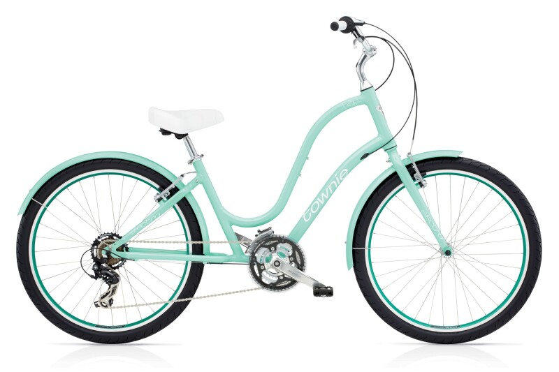 Electra Townie Original 21D Ladies (2016)