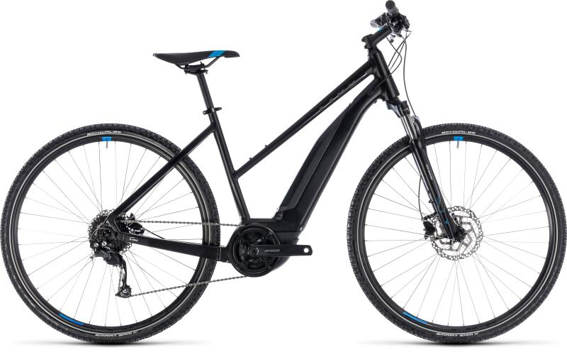 Cube Cross Hybrid One 400 Lady (2018)