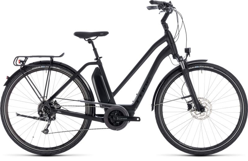 Cube Town Hybrid Sport 500 Lady (2018)