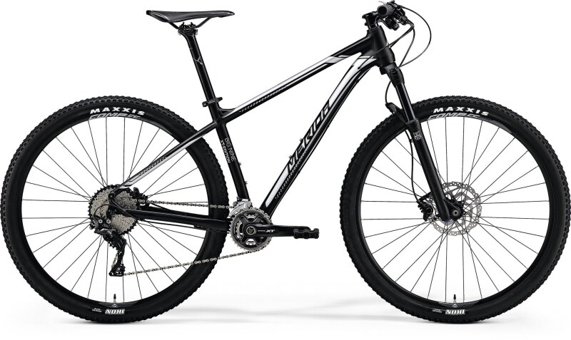 Merida BIG.NINE XT-EDITION (2018)