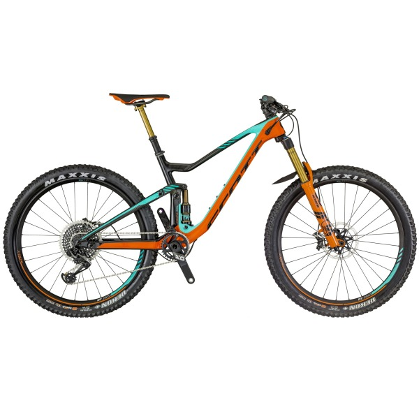 Scott Genius 700 Tuned (2018)