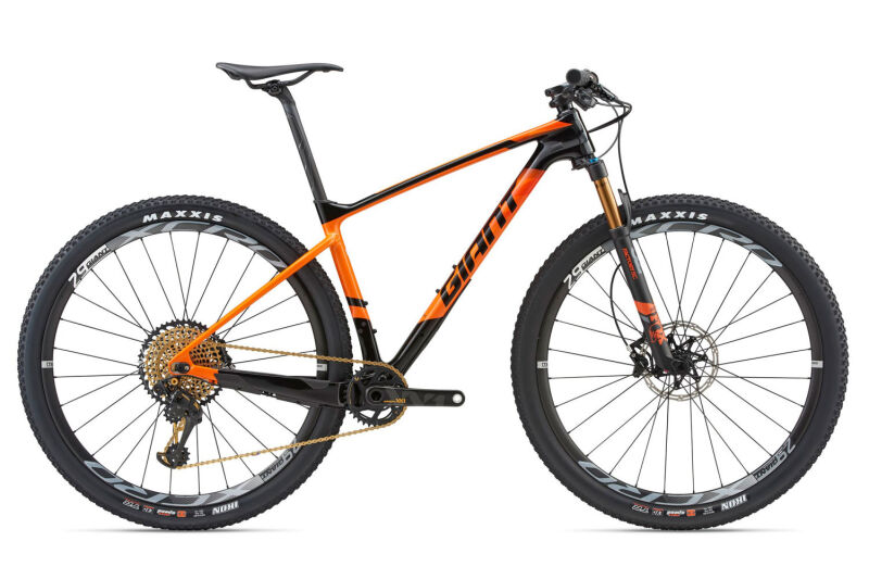 Giant XTC Advanced 29er 0 (2018)