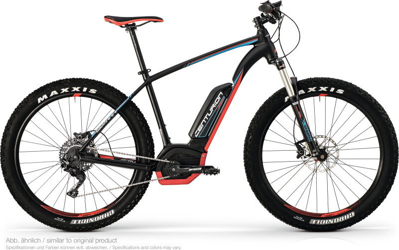 Centurion Backfire Trail E R650.27 (2018)