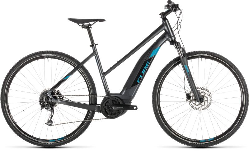 Cube Cross Hybrid One 400 Lady (2019)
