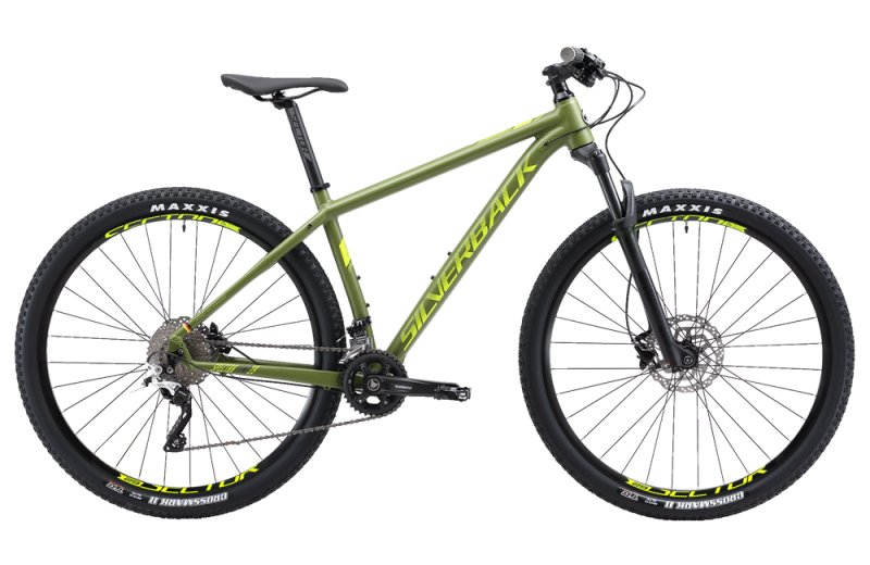Silverback Spectra Comp (2019)